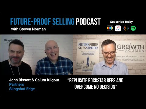 Replicate Rockstar reps and overcome No Decision with Calum Kilgour & John Bissett